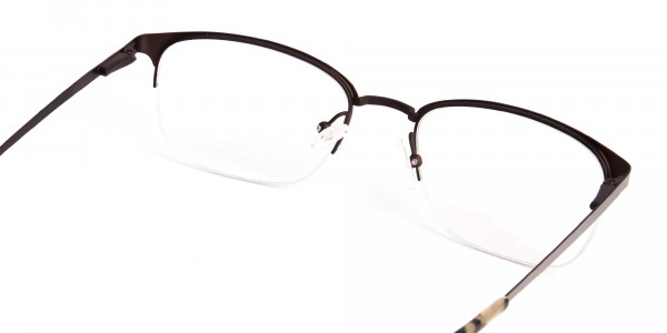 rectangular-gunmetal-half-rim-glasses-frames-5