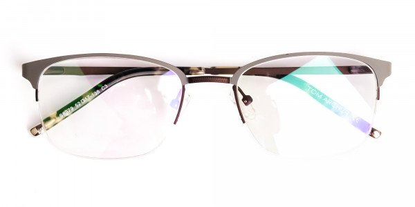rectangular-gunmetal-half-rim-glasses-frames-6