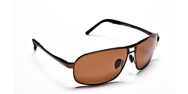 brown matrix sunglasses -1