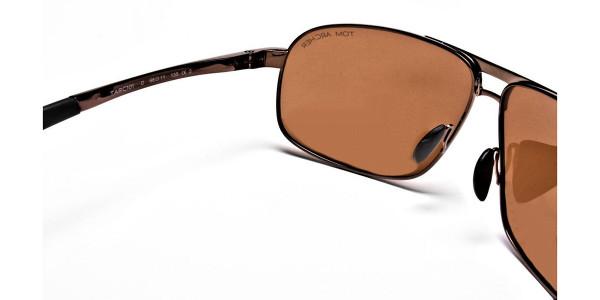 brown matrix sunglasses -4
