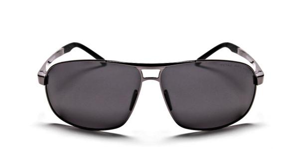 dark black matrix sunglasses