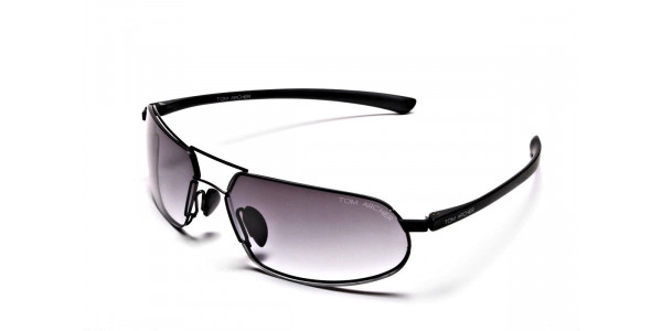 Sunglasses with Sporty Elements - 2