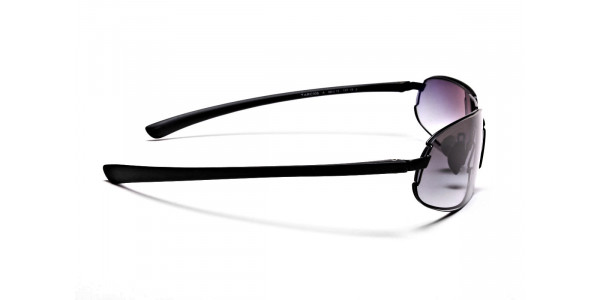 Sunglasses with Sporty Elements - 3
