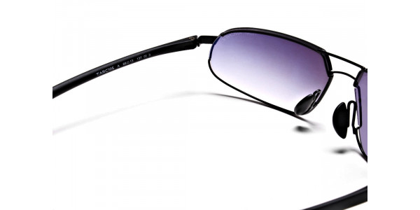 Sunglasses with Sporty Elements - 4
