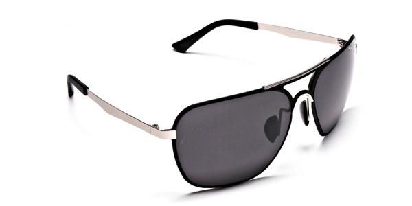 Sleek Silver & Black -1