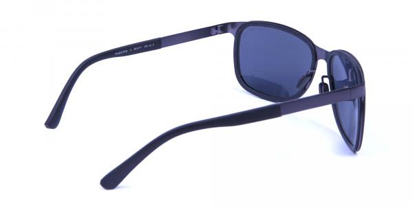 Gunmetal Temple Sunglasses -4
