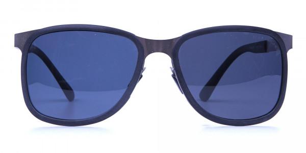 Flattering Silver Sunglasses