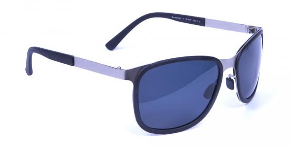 Flattering Silver Sunglasses -1
