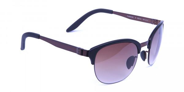 Brown Beauty Stylish Sunglasses -1