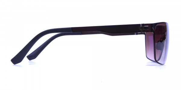 Brown Super Cool Sunglasses -3