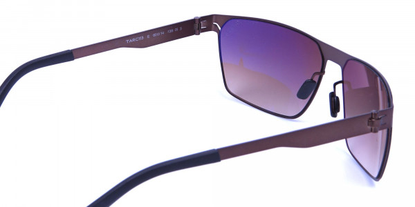 Brown Super Cool Sunglasses -4