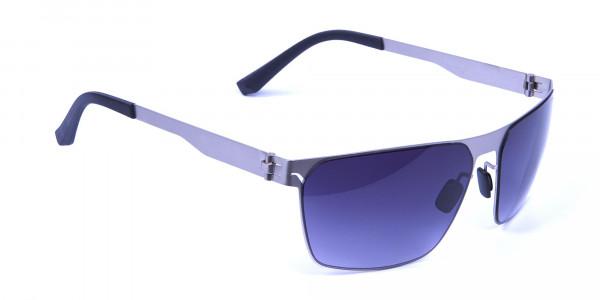 Uber Cool Rectangular Sunglasses -1