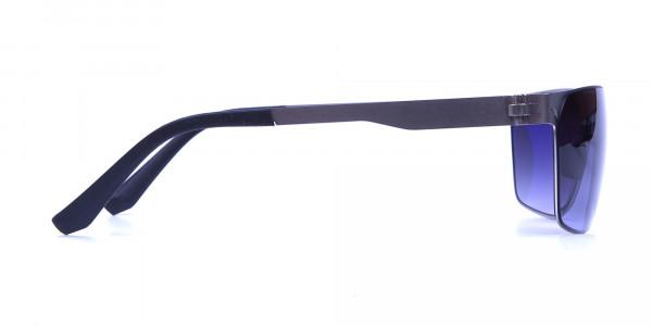 Uber Cool Rectangular Sunglasses -3