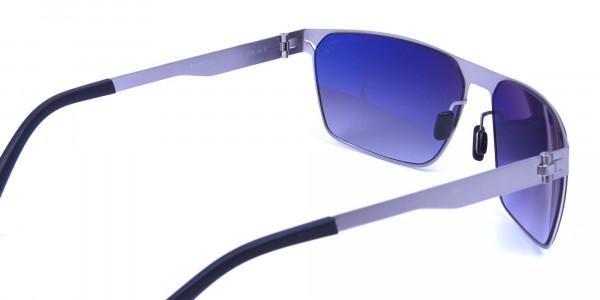 Uber Cool Rectangular Sunglasses -4