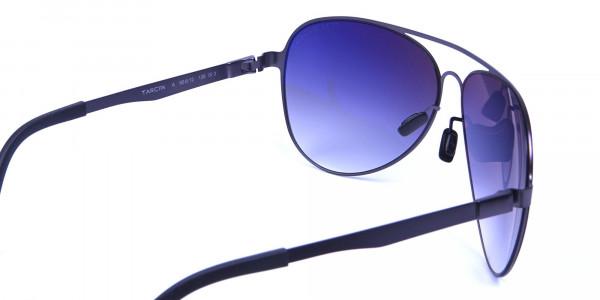 Gunmetal Colour Avatar Sunglasses -4
