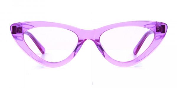 Designer Translucent Pink