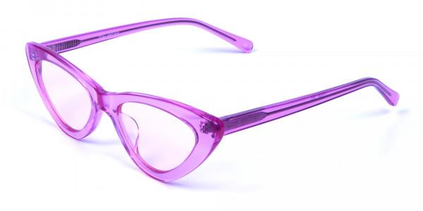 Designer Translucent Pink- 2