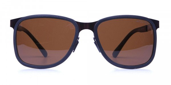 Luxury All Brown Sunglasses