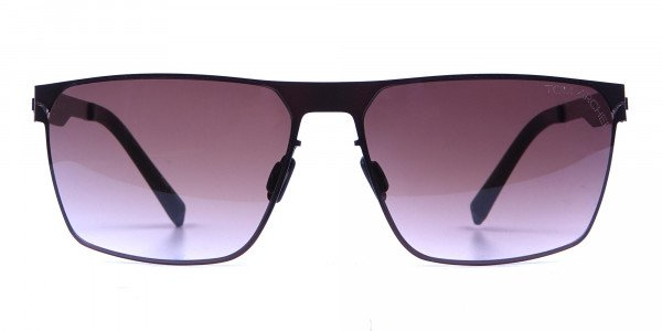 Brown Super Cool Sunglasses