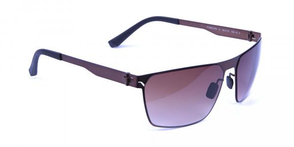 Brown Super Cool Sunglasses -1