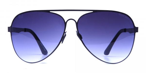 Gunmetal Colour Avatar Sunglasses