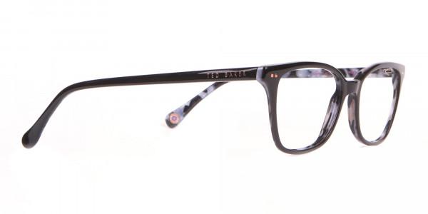 Ted Baker TB9123 CODY Black Rectangular Frame Women-2