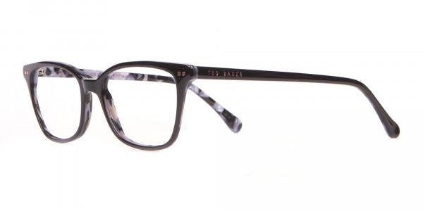 Ted Baker TB9123 CODY Black Rectangular Frame Women-3