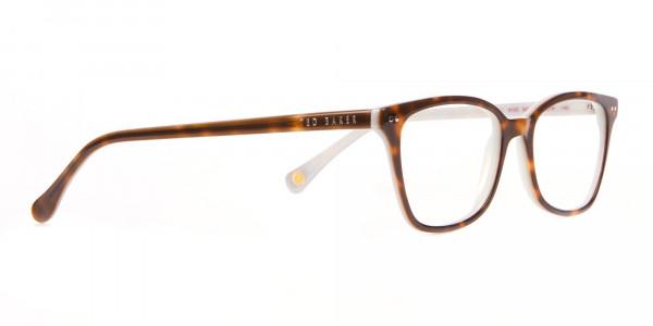 Ted Baker TB9123 CODY Mint & Tortoise Rectangular Frame-2