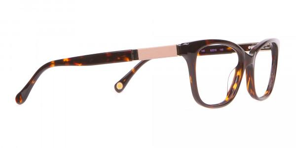 Ted Baker TB9124 SENNA Women Tortoiseshell Cateye Glasses-2