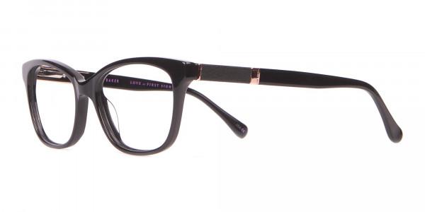 Ted Baker TB9124 SENNA Women's Black Cateye Glasses-3