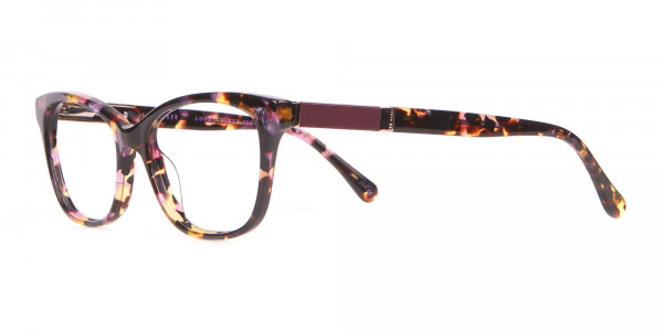 Ted Baker TB9124 SENNA Women Orange Tortoise Cateye Glasses-3