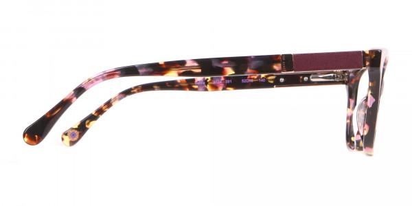 Ted Baker TB9124 SENNA Women Orange Tortoise Cateye Glasses-4