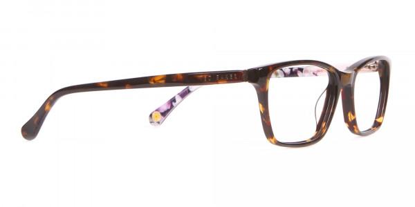Ted Baker TB9141 Thea Women Tortoise Rectangular Glasses-2