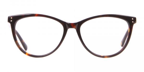 TED BAKER TB9146 Gigi Cat-Eye Glass Tortoiseshell-1