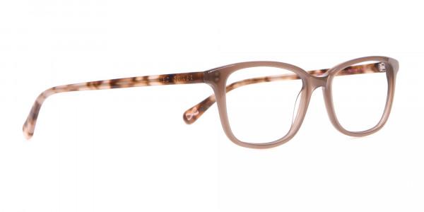 Ted Baker TB9162 Lorie Women's Taupe Rectangular Glasses-2