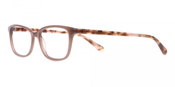 Ted Baker TB9162 Lorie Women's Taupe Rectangular Glasses-3