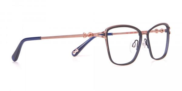 Ted Baker TB2245 Tula Women Classic Cateye Glasses Navy-2
