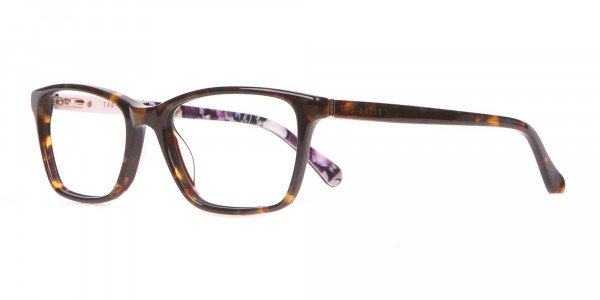 Ted Baker TB9141 Thea Women Tortoise Rectangular Glasses-3