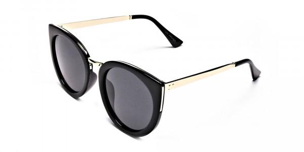 Wild Look Cat Eye Sunglasses - 2