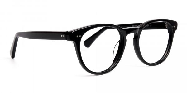 designer-or-trendy-black-full-rim-round-glasses-frames-2