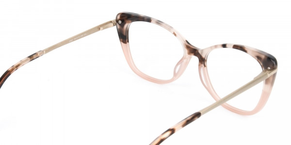Brown Tortoise Eyeglasses Wayfarer & Cat-eye-5