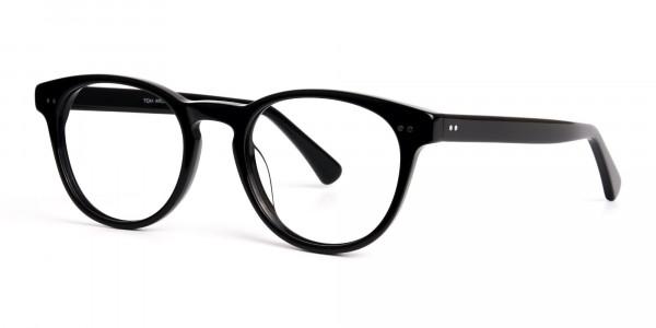 designer-or-trendy-black-full-rim-round-glasses-frames-3