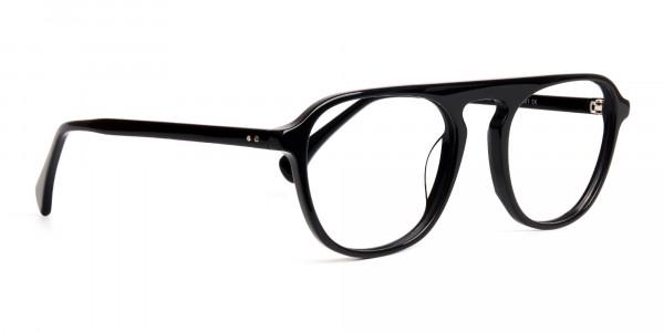 designer-black-aviator-wayfarer-full-rim-glasses-frames-2