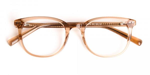 crystal-clear-or-transparent-brown--6round-wayfarer-glasses-frames