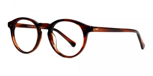 dark-marble-brown-full-rim- Tortoiseshell glasses-frames-3