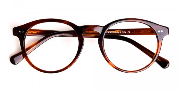 dark-marble-brown-full-rim- Tortoiseshell glasses-frames-6