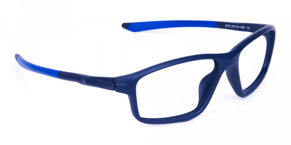Clear Lens Cycling Glasses Frames -2