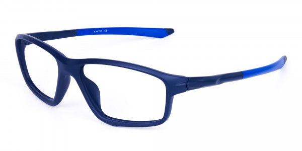 Clear Lens Cycling Glasses Frames -3