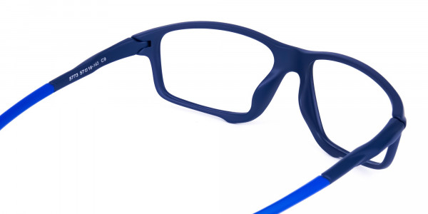 Clear Lens Cycling Glasses Frames -5