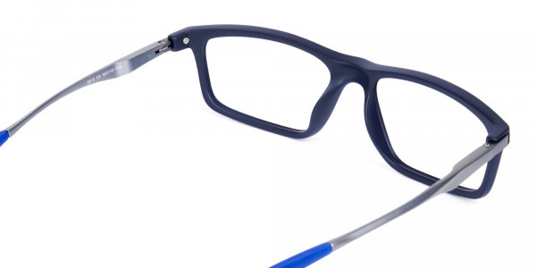 Rectangle-Shape-Blue-Sports-Glasses-5